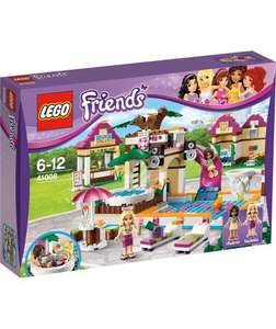 Lego friends heartlake city pool 41008 - £16.49 @ Argos
