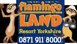 Buy One Get One Free For Flamingo Land Tickets (2 Tickets for £37)