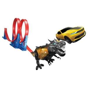 * Transformers Age of Extinction Grimlock 4.7 metre Track Set £5.99 @ Argos (C&C) less than half price *