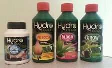 Hydro Coco Grow ,Bloom,PK 13/14 and Root Boster 200ml bottles for £1.00 in Poundland