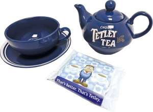 Tetley Tea for One Set - Half Price £7.19 @ Argos