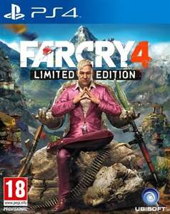 Far Cry 4 Preowned £22.00 @ Cex