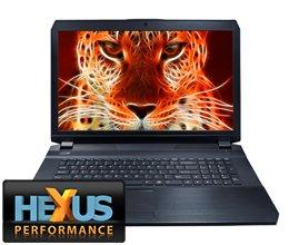 "Defiance 17"" laptop PCspecialist, 980m, i7 4720HQ £1350 @ pcspecialist"