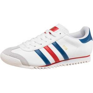 Adidas originals Rom Mens trainer (Rome city series) Uk 7 8 8.5 9 9.5 10 10.5 11 12  £19.99 @ MandMdirect, £3.99 postage or free over £25 with code FGB5 £23.98