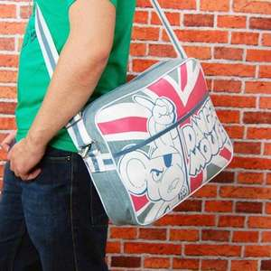 Danger Mouse Sports Bag - £11.99 @ Mankind (Free Click & Collect)