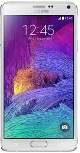 Samsung Galaxy Note 4 |£31.99 p/m | 5GB data, unlimited text and calls £767.76 @ Direct Mobiles