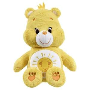 Care Bears Giant 50cm Funshine Bear Half price £12.50 @ Tesco Direct