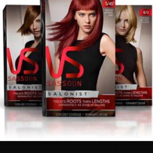 VS Sassoon Salonist hair dye 2 x £9.00 @ Asda instore