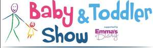 Baby & Toddler Show at Sandown Park 17-19 April Tickets 30% off
