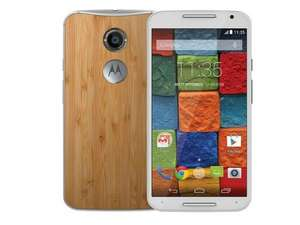 Moto X 2nd Generation Bamboo/Leather £267.90 @ iBood