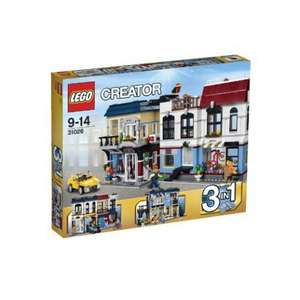 LEGO Creator 31026 Bike Shop and Café £42.04 Delivered @ Amazon