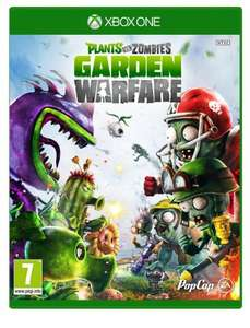 Plants vs Zombies Garden Warfare XBox One £11.20 Tesco Direct