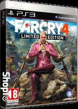 Far Cry 4: Limited Edition (PS3/X360) £19.85 Delivered @ Shopto