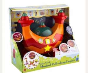 In the night garden Ninky nonk pull along engine - down from £20 to £5 @ Tesco instore