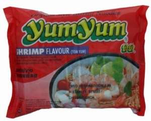 Yum Yom Noodles £1 for 10 packs in home Bargains