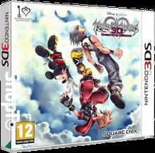 Kingdom Hearts 3ds Dream Drop £14.86 @ Shopto