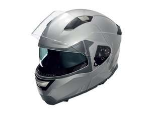 CRIVIT Flip-Up Motorcycle Helmet £29.99 was £39.99 @ lidl instore
