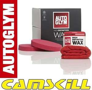 Autoglym High Definition Wax £26.95 delivered @ Camskill RRP £44.99
