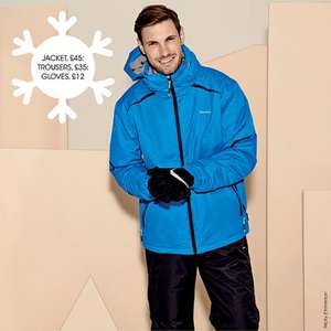 Blackrun ski jacket £22.50 instore only @ Sainsbury's TU