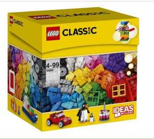 Lego Classic Creative Building Box 10696 £15.00 @ Tesco Direct