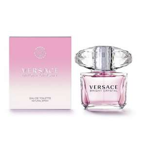Versace Bright Crystal EDT 200ml £35.00 using voucher @ Superdrug