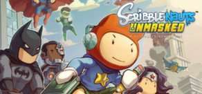 Scribblenauts Unlimited & Unmasked Double Pack (Steam) £1.65 @ Nuuvem
