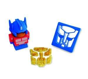 Transformers Optimus Prime Egg Cup And Toast Cutter £5.99 Delivered @ The Gift & Gadget Store (3 For £15)
