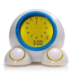 Onaroo Teach Me Time! Talking Alarm Clock, Sleep Trainer and Nightlight RRP £39.99 cheapest it's ever been on Amazon at £23.99 delivered