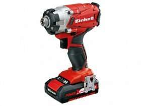 Einhell TE-CI 18 LI Power X-Change Cordless Impact Driver 1 x 1.5Ah Li-Ion £85.01 @ toollineuk
