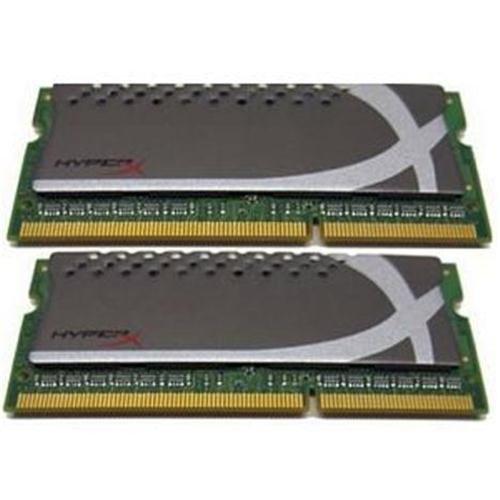 HyperX 2x4GB DDR3 1866MHz 204pin SODIMM £36.61 at CCL