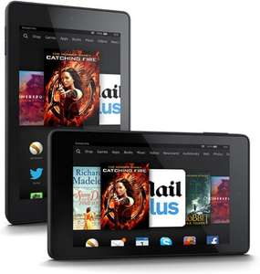 Amazon Fire HD 7 reduced to £89 from £119