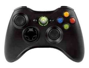 Official Xbox 360 Wireless Controller Black - Amazon - £22.00