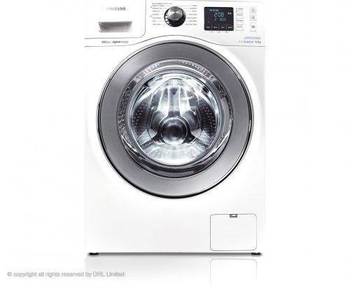 Samsung Ecobubble VRT WF90F7E6U6W Freestanding Washing Machine White £449 - £437.69 after promo and cashback @ AO.com