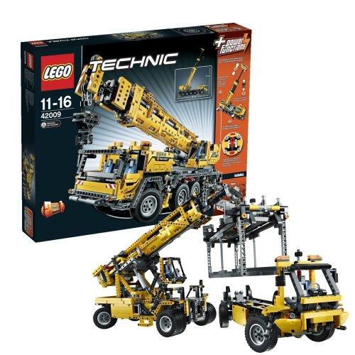 LEGO Technic Mobile Crane Mk II - 42009 £110.93 Delivered @ Amazon