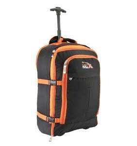 Cabin Max Malmo Convertible Trolley Backpack @ Cabin Max  £28.35