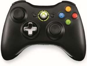 Official Xbox 360 Wireless Controller with Play & Charge Kit £28 @ Amazon