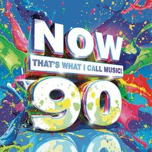 Now That's What I Call Music 90 MP3 - £9.29 at Tunetribe