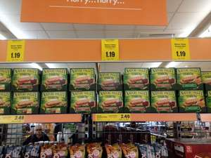 Nature Valley Crunchy Granola Bars 1/2 price £1.19 @ LIDL 5x42g, various flavours