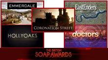 Free Tix to THE BRITISH SOAP AWARDS 16th May 2015 -  SRO