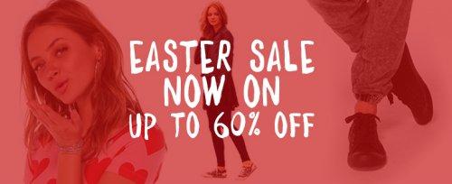 Rocket Dog Easter Sale Up to 60% off