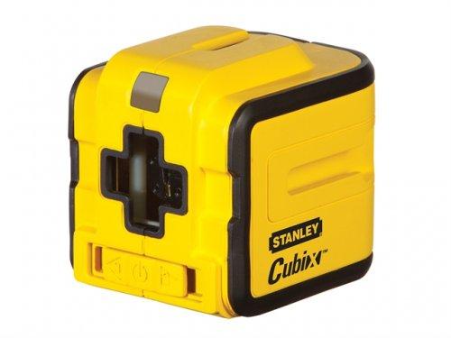 Stanley INT177340 Cubix Self Levelling Cross Line Laser - £33 - Folkestone Fixings (ffx)