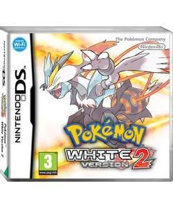 Pokemon White 2 Nintendo DS £7.99 @ Argos