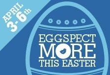 Kids under 10 eat free this Easter bank holiday weekend @ Crown Carveries
