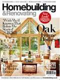 Half price Homebuilding & Renovating magazine subscription when you pay by direct debit £26.10 (normal credit card price £39)