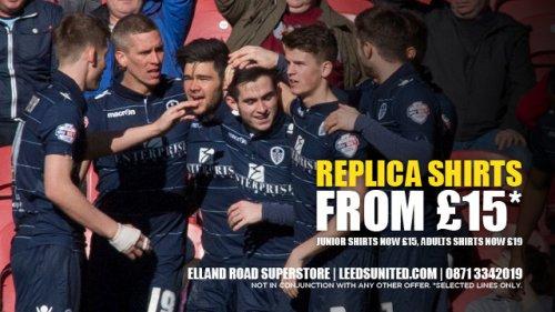 ALL Leeds United Replica Kits over 50% OFF @ Leedsunited.com