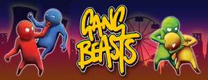 Daily Deal - Gang Beasts, 33% Off  £8.03 @ Steam