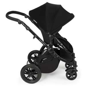 ickle bubba Stomp V2 Black All-in-One Travel System (Black) £299 (with bounty code IBT38) was £499 @ preciouslittleone.com