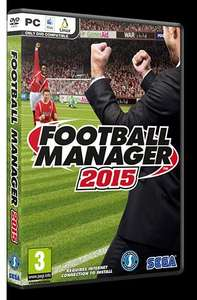 football manager 2015 PC - £10 @ Birmingham City FC shop (in store)