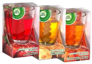 Airwick Pearl Infusion Gel Candles - £1.99 B&M Stores
