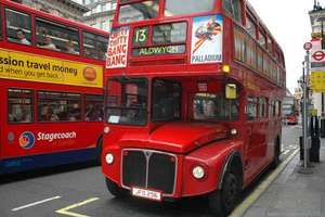 Network Railcard 1 Adult 4 Children off peak travel all day in London From Brighton £22.05